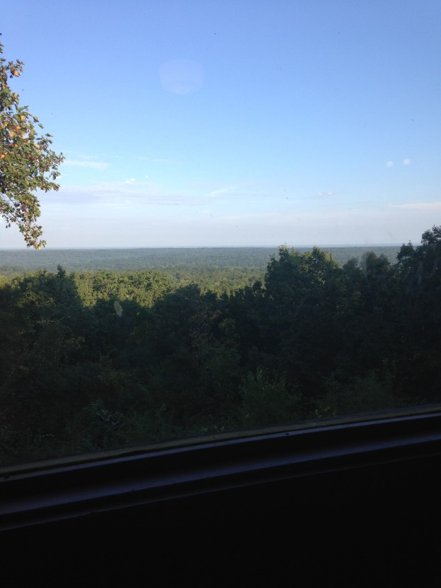View of the mountains from The Country Kitchen