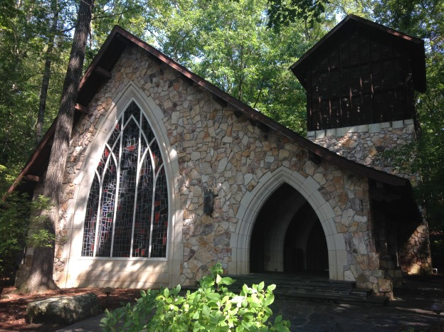 The Ida Cason Callaway Memorial Chapel