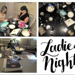 Ladies night Make and Take for Albany Golden Drop Members